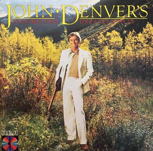 cd john denver greatest hits vol 2 importado