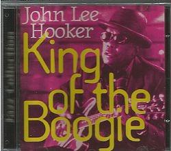 cd john lee hooker - king of the boogie (usado/otimo)
