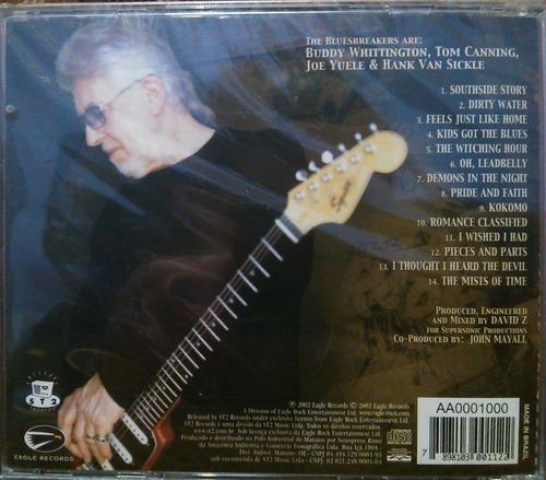 cd john mayall e the bluesbrekers stories-lacrado de fabrica