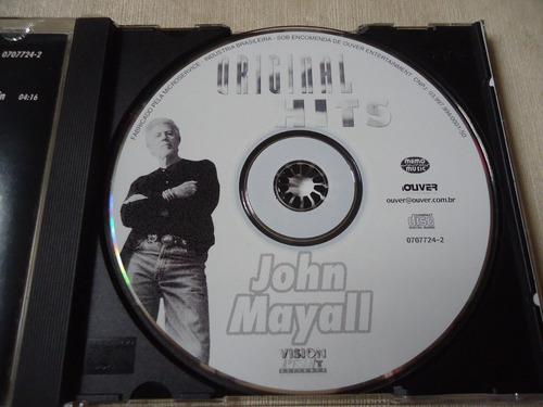 cd -  john mayall - original hits / blues