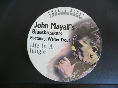 cd john mayall's - life in a jungle