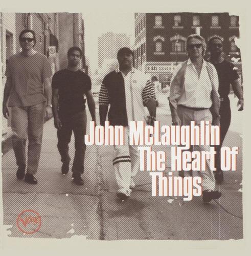 cd john mclaughlin heart of things - usa