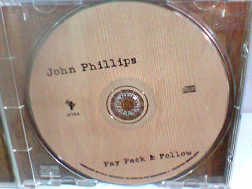 cd john phillips   /  play pack & follow  -   (frete grátis)