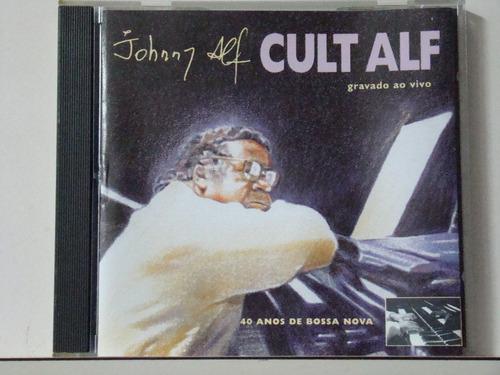 cd - johnny alf - cult alf