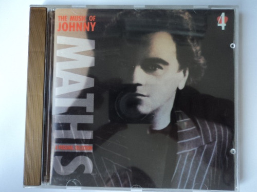 cd johnny mathis - a personal collection -the music of vol.4