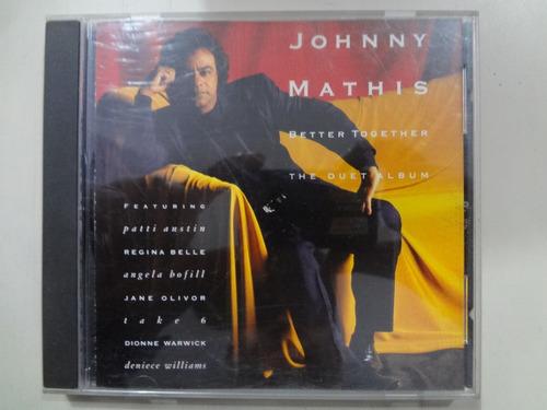 cd johnny mathis better together