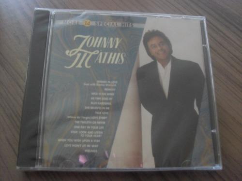 cd johnny mathis more 14 special hits produto lacrado