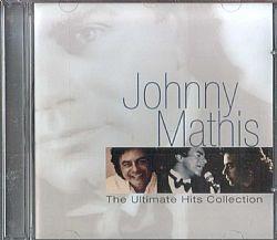 cd johnny mathis - ultimate hits collection (usado/otimo)