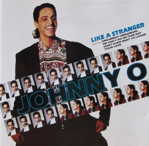 cd   johnny o - like a stranger  - importado - b297