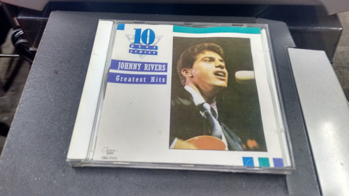 cd johnny  reavers greatest hits importado en formato cd