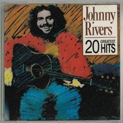 cd johnny rivers - 20 hits greatest