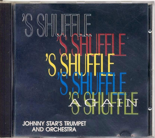 cd johnny star`s trumpet and orchestra  `s shuffle