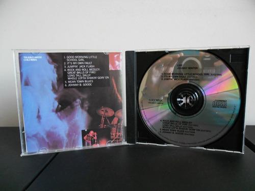 cd johnny winter - live