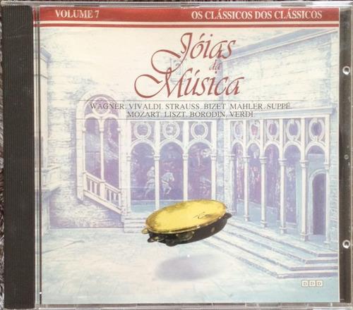 cd jóias da música - revista caras - volume 7