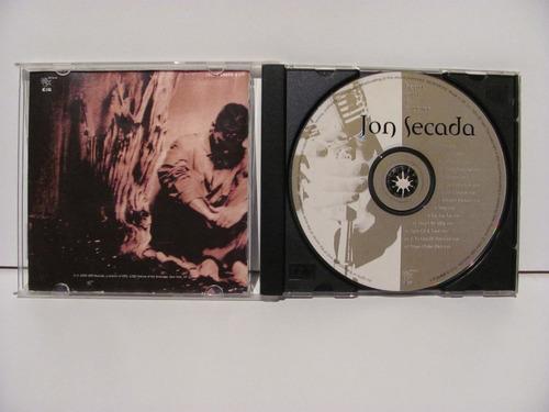 cd - jon secada - heart soul & a voice.