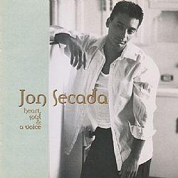 cd jon secada - heart soul & a voice (usado/otimo)