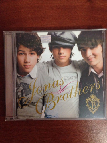 cd jonas brothers