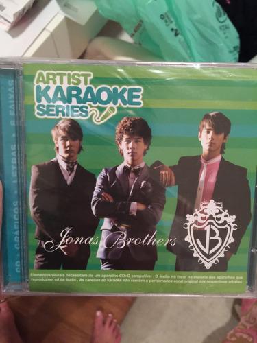 cd- jonas brothers