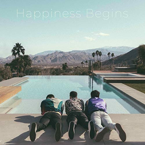 cd : jonas brothers - happiness begins