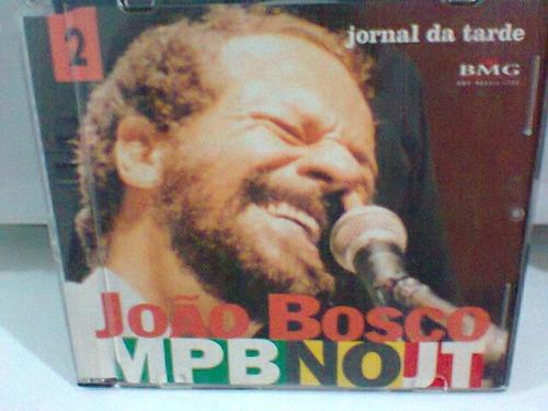 cd joão bosco  @  mpb nout       (frete grátis)