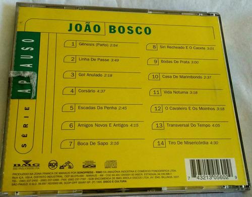 cd joão bosco (série aplauso) hbs