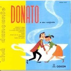 cd joão donato e seu conjunto - chá dançante (1956)