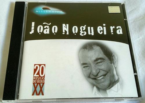 cd joão nogueira (millenium) hbs