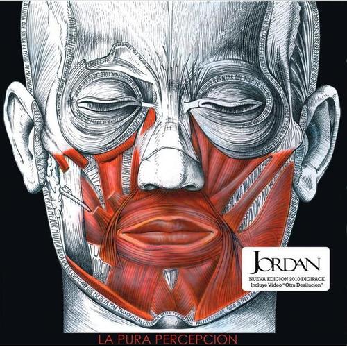 cd jordan  la pura percepcion  (2010)