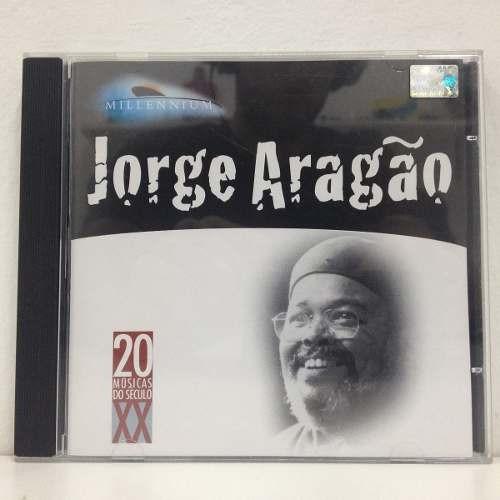 cd jorge aragão millennium