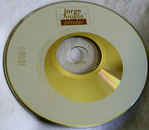 cd jorge aragão (pérolas) hbs