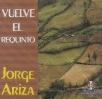 cd jorge ariza vuelve requinto folklore folclor tiple guitar