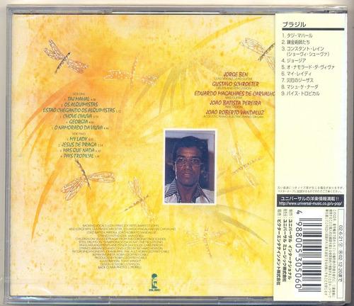 cd jorge ben - tropical - 1977 - lacrado