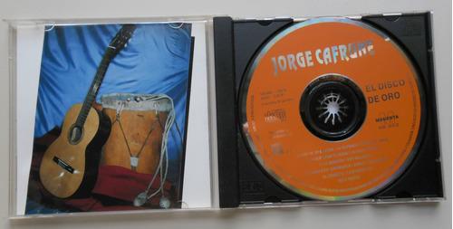cd jorge cafrune y marito - el disco de oro