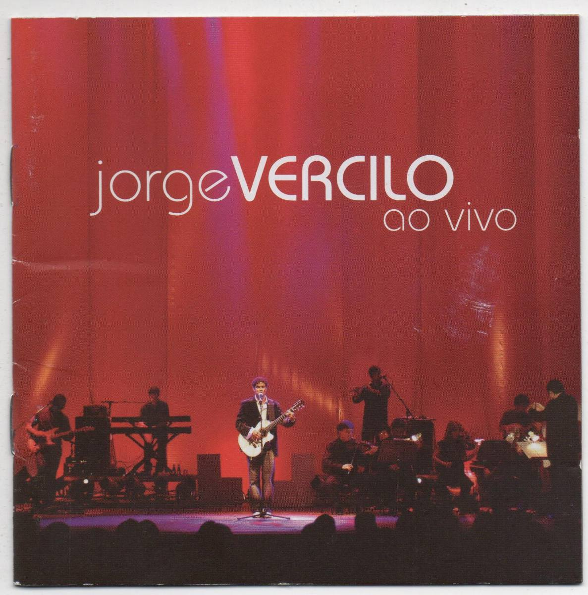 cd jorge vercilo ao vivo