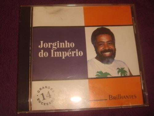 cd jorginho do império / brilhantes