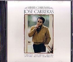 cd josé carreras - merry christmas (usado/otimo)