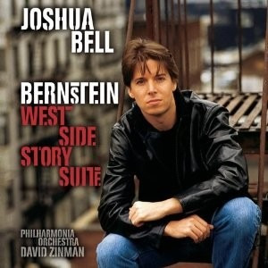 cd joshua bell ~ bernstein - west side story suite