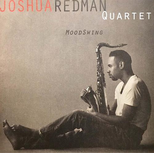 cd joshua redman quartet moodswing importado de eua