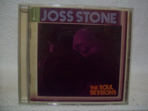 cd joss stone- the soul sessions- importado