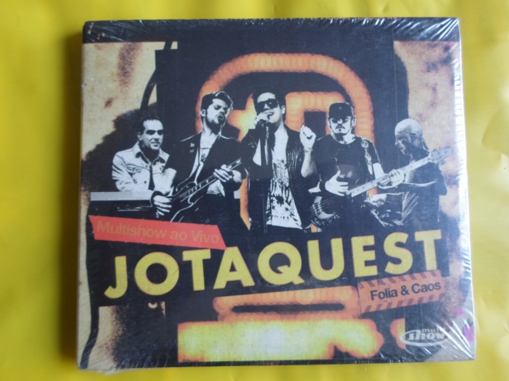 cd jota quest folia e caos