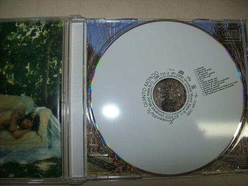cd - jovanotti - lorenzo 2002 - importado - usado
