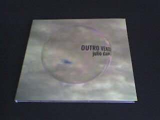 cd  julio dain  outro vento  (original) capa digipack