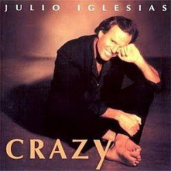 cd julio iglesias - crazy (usado/otimo)