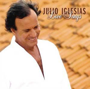 cd julio iglesias - love songs 2004 *lacrado*