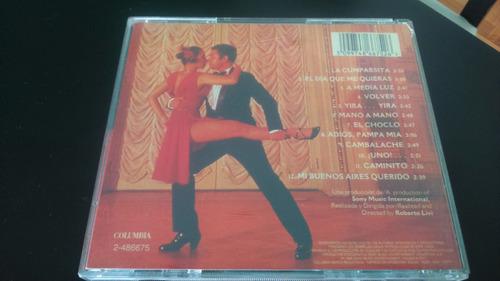 cd julio iglesias - tango