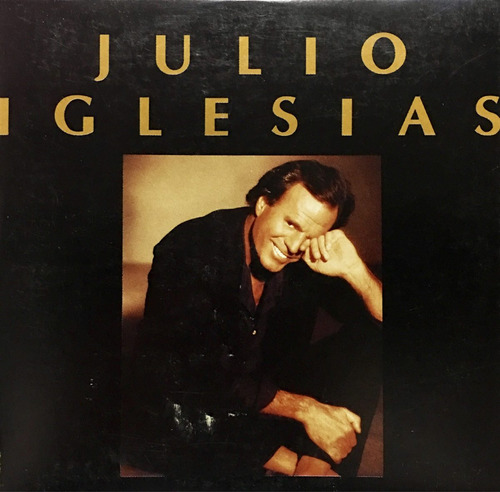 cd julio iglesias when you tell me that you love promo usado