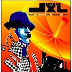 cd junkie xl - a broadcast from the computer hell cabin