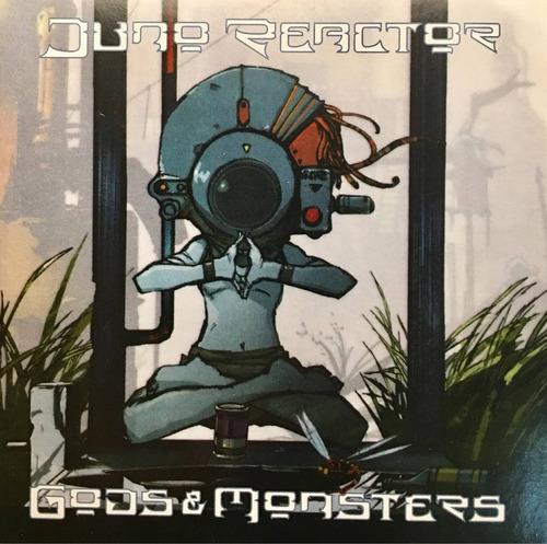 cd juno reactor gods and monsters importado de eua
