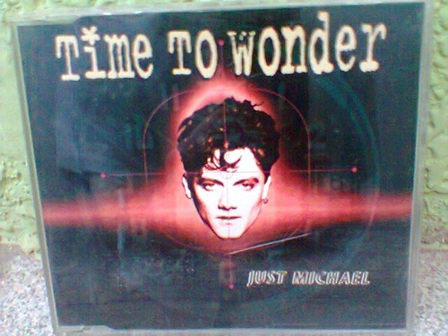 cd just michael /time to wonder 1994 -impecável frete grátis