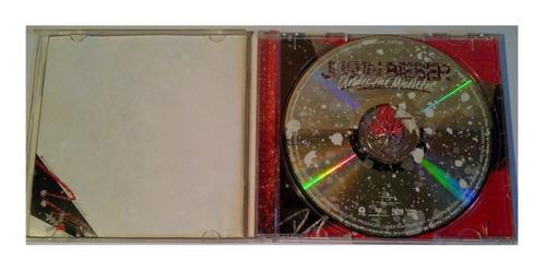 cd - justin bieber - under the mistletoe - 2011 - original
